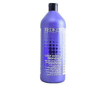 Tinting Shampoo für blondes Haar Color Extend Redken (1000 ml)