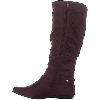 White Mountain Womens Fairfield Closed Toe Mid-Calf Fashion Boots