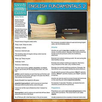 English Fundamentals 2 Speedy Study Guides by Publishing LLC & Speedy