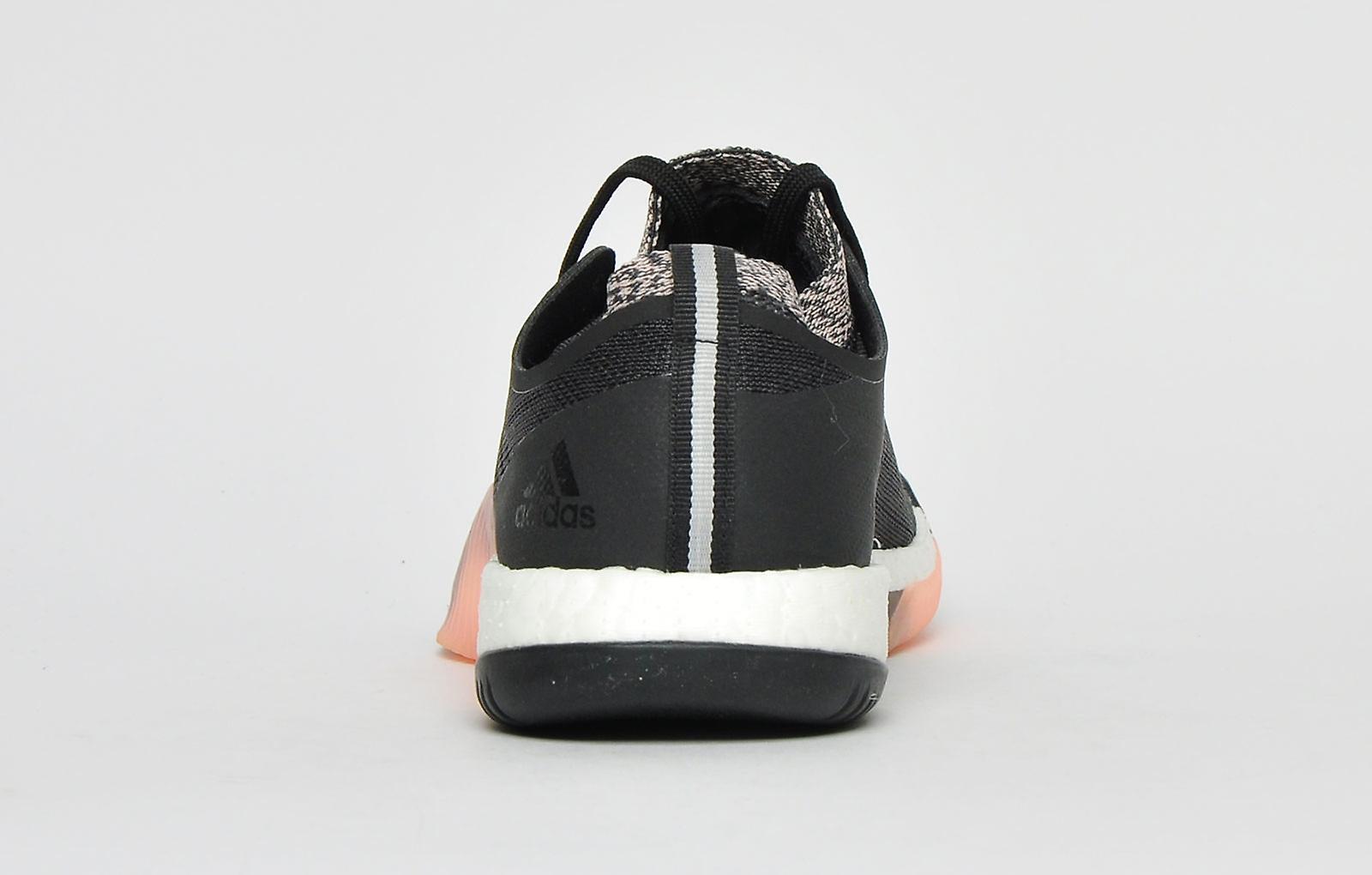 Adidas CrazyTrain Elite Boost Svart / Hvit / Rosa