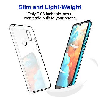 iCoverCase | Huawei Y6 2019 | Transparent Shell