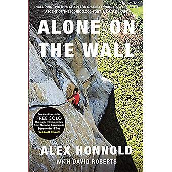 Alone on the Wall by Alex Honnold - 9780393356144 Book