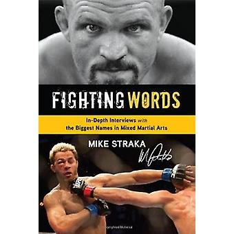 Fighting Words by Mike Straka - 9781600785634 Book