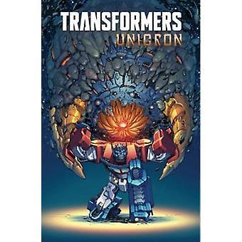 Transformers Unicron by John Barber - 9781684054237 Book