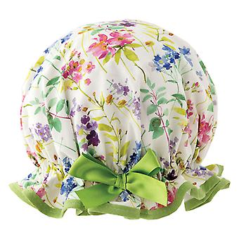 Spring Meadow Shower Cap