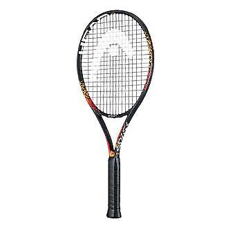 Head Spark Pro Adult Tennis Racket Black/Orange - Grip 3