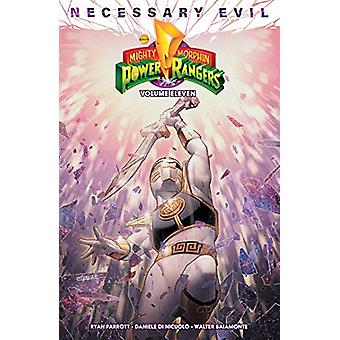 Mighty Morphin Power Rangers Vol. 11 by Ryan Parrott - 9781684155019