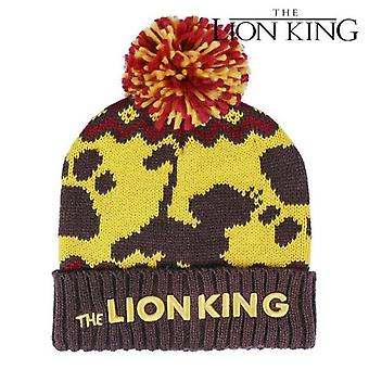 Hat The Lion King 74288 Yellow Brown