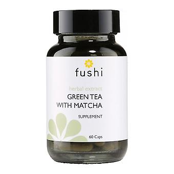 Fushi Wellbeing Green Tea Extract with Matcha (High Strength) Veg Caps 60 (F0021259)