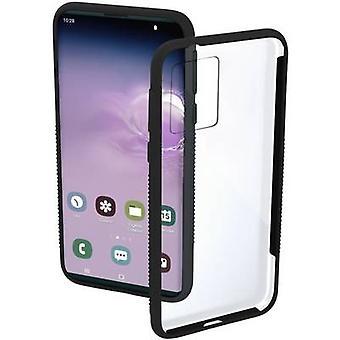 Hama Frame Cover Samsung Galaxy S20+ Transparente, Preto