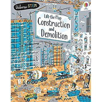 Construção e Demolição de Lift-the-Flap por Jerome Martin - 97814749