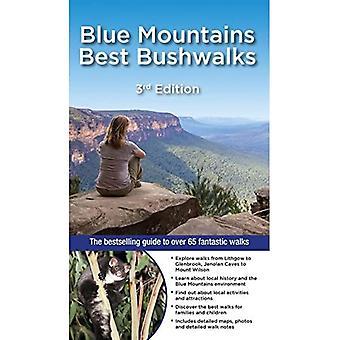 Blue Mountains Best Bushwalks: The Bestselling Colour Guide to Over 60 Fantastic Walks (WOODSLANE WALKING GUIDES)