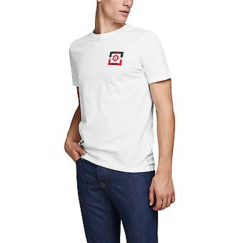 Jack & Jones Men's Logo T-Shirt Slim Fit