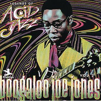 Boogaloo Joe Jones - Boogaloo Joe Jones: Vol. 2-Legends of Acid Jazz [CD] USA import