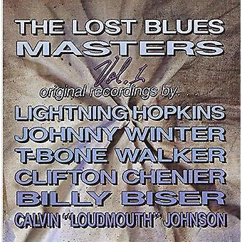 Lost Blues Masters 1 [CD] USA import