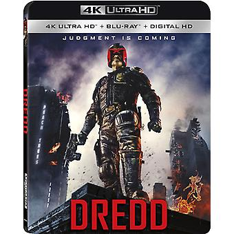 Importazione USA Dredd [Blu-ray]