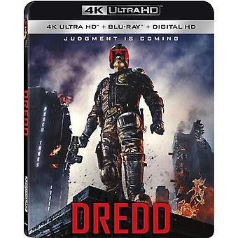 Dredd [Blu-ray] USA import