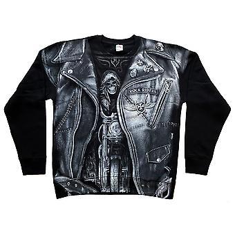 Aquila - rock rider - mens fleece sweater