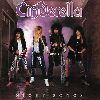 Cinderella - Night Songs [CD] USA import