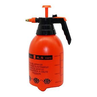 1 Pc Orange Color Hand Pressure Trigger Sprayer Bottle, Adjustable Copper