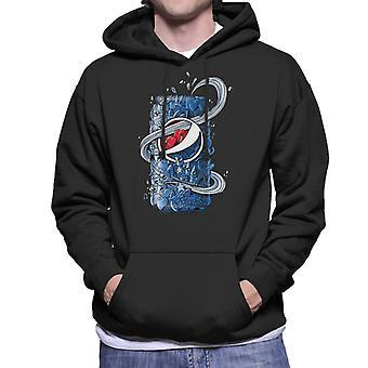 Doodle di Pepsi può felpa con cappuccio