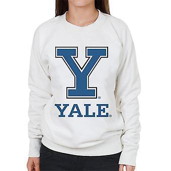 Yale University Logo Women's Sweatshirt