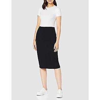 MERAKI Women's JFAW0085, (Black), 16 (Size:XL)