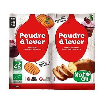Baking powder 2 packets of 7g