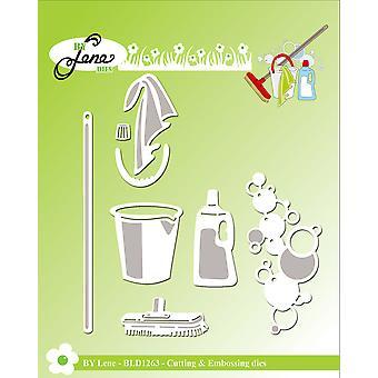 Par Lene Cleaning 2 Cutting & Meurt en relief