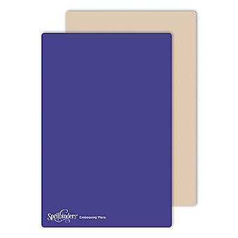 Spellbinders Platinum XL Płyta wytłaczająca + Mat
