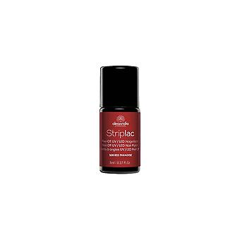 StripLAC Peel Off UV LED Nail Polish - Red Paradise (904) 8mL