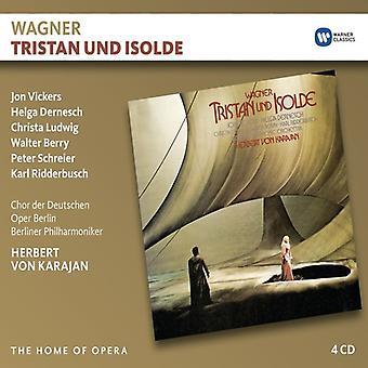 Wagner / Karajan, Herbert Von - Tristan Und Isolde [CD] USA import