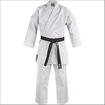 Blitz sports white diamond deluxe karate suit 5 star elite gi