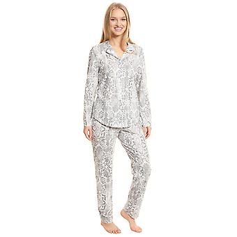Rösch Smart Casual 1203513-16541 Women's Ornamental Print Pyjama Set