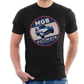 MG B Ultimate Performance British Motor Heritage Men's T-Shirt
