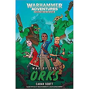 Games Workshop Warhammer Adventures: War of the Orks (Volume 4)