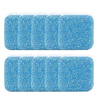 Washing Machine Cleaner Deep Cleaning Remover Tablets, Multifunctional Laundry