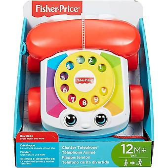 Fisher price chatterphone, intrinsic play value, ingenuity, strong construction,