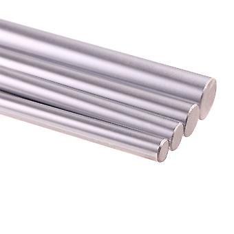 Optical Axis Od Linear Shaft Cylinder Linear Rail Smooth Round Rod For 3d