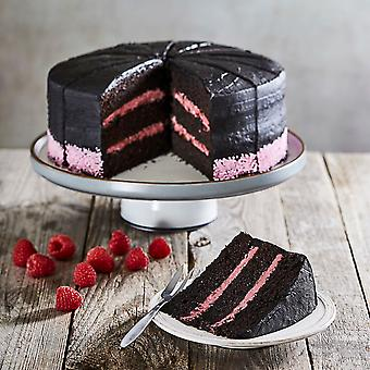 Country Range Frozen Black Velvet Charcoal Cake
