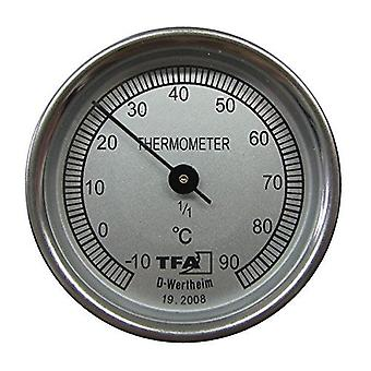 Analogue  Stainless Steel Thermometer for Compost 19.2008