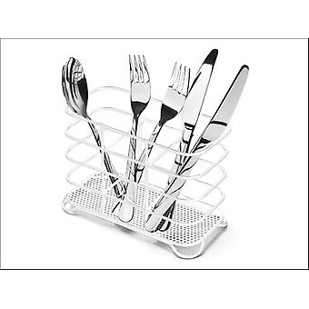 Addis Wire Cutlery Holder White 516935