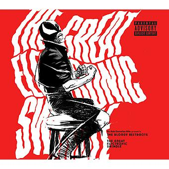 Bloody Beetroots - Great Electronic Swindle [CD] USA import