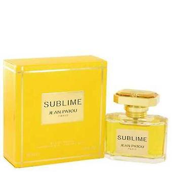 Sublime por Jean Patou Eau de Parfum Spray 1,6 oz (mulheres) V728-401785