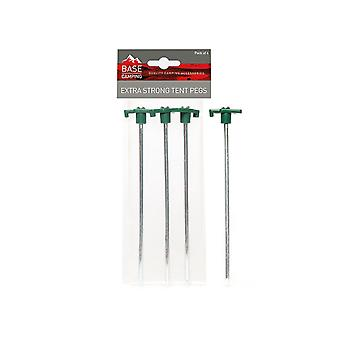 Otterdene Extra Strong Tent Pegs 9 inch x 4 LC138