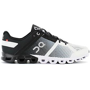 ON Running Cloudflow - Men's Running Shoes White-Black 25.99638 Sneakers Sports Shoes