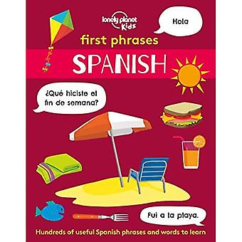 First Phrases - Spanish (Lonely Planet Kids)