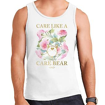 Care Bears Care Like A Care Bear Men's Vest