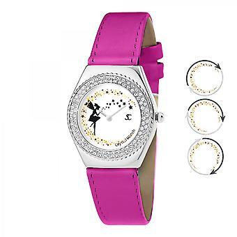 Reloj de mujer So Charm MF316-FEE-FUSHIA