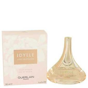 Idylle Love Blossom By Guerlain Eau De Toilette Spray 1.6 Oz (women) V728-535475